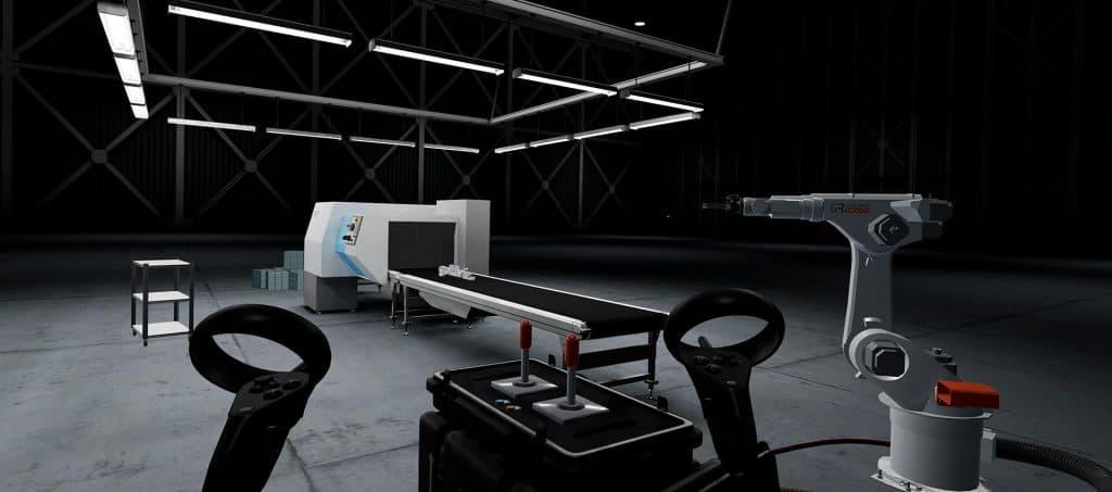 VR voor bedrijven