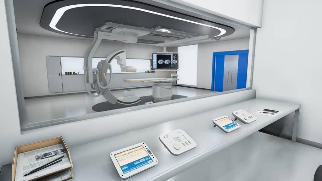 virtuele operatiekamer