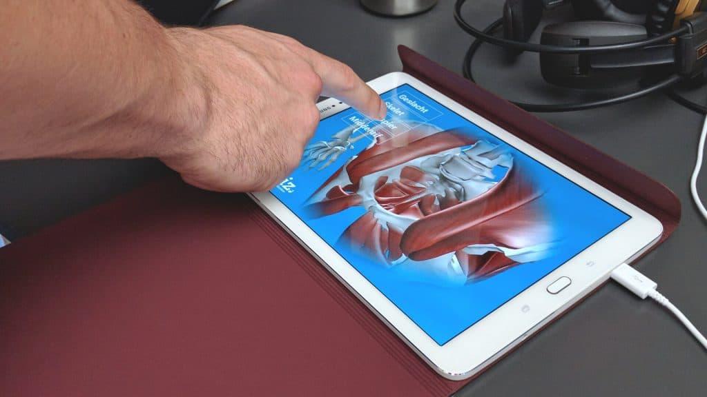 ademhaling bekkenbodem app