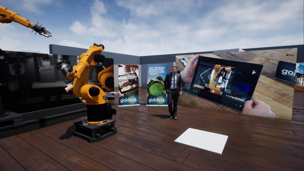 360 graden animaties