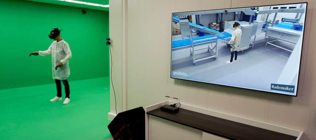 De VR Training van Rademaker