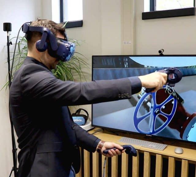 virtuele leeromgeving