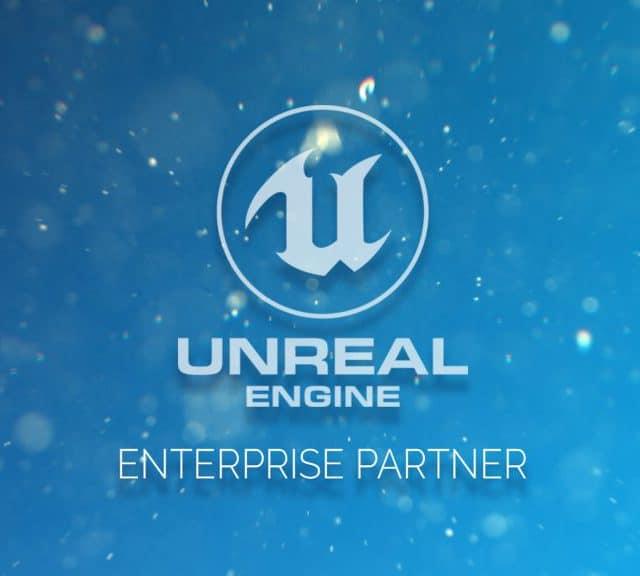 unreal engine enterprise partner